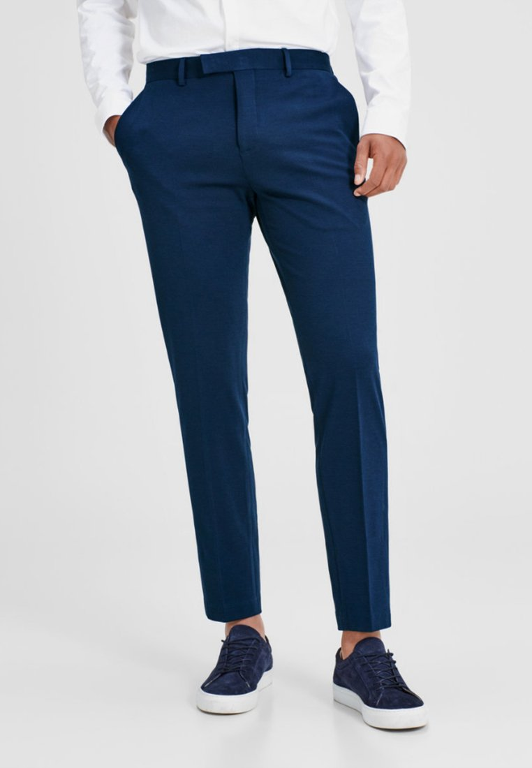Jack & Jones - Suit trousers - blue / dark navy
