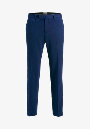 Suit trousers - blue / dark navy