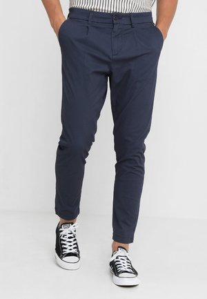 JJIROBERT JJCAM - Pantalones chinos - dark blue