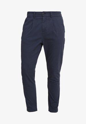JJIROBERT JJCAM - Chino - dark blue