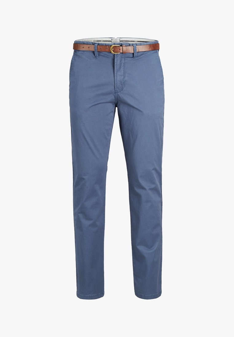 Jack & Jones - CODY SPENCER VINTAGE - Pantalones chinos - vintage indigo