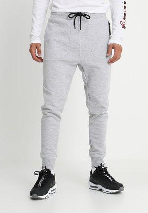 JCONEWWILL PANTS - Träningsbyxor - light grey melange