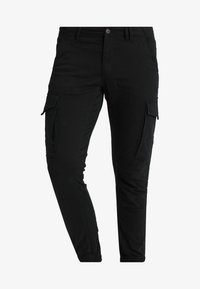Jack & Jones - JJIPAUL JJFLAKE - Cargobroek - black - 4