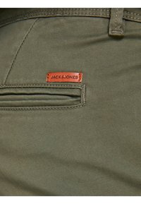 Jack & Jones - Chino kalhoty - olive night