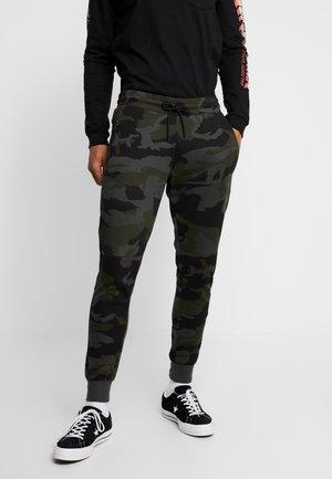 JJIWILL JJCLEAN PANTS - Spodnie treningowe - rosin