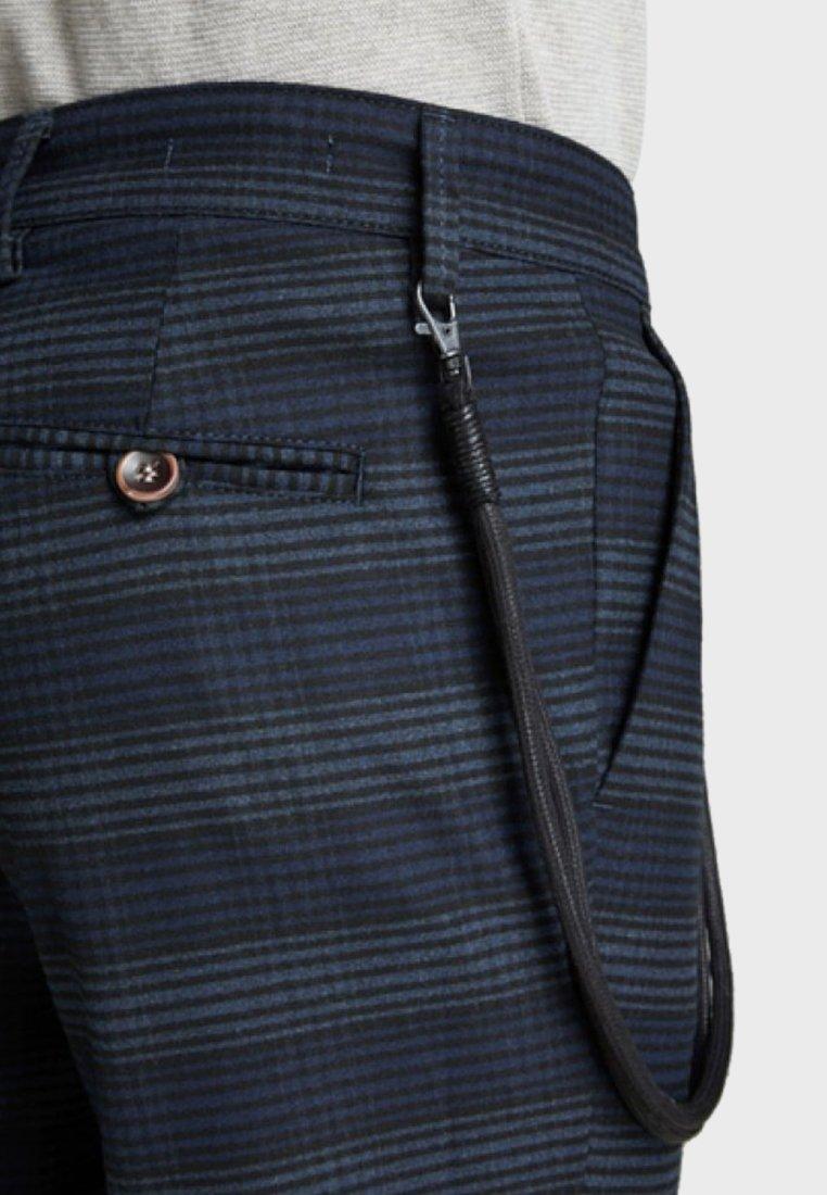 Jones Classique Dark Pantalon Jackamp; Blue nPX8wZN0kO