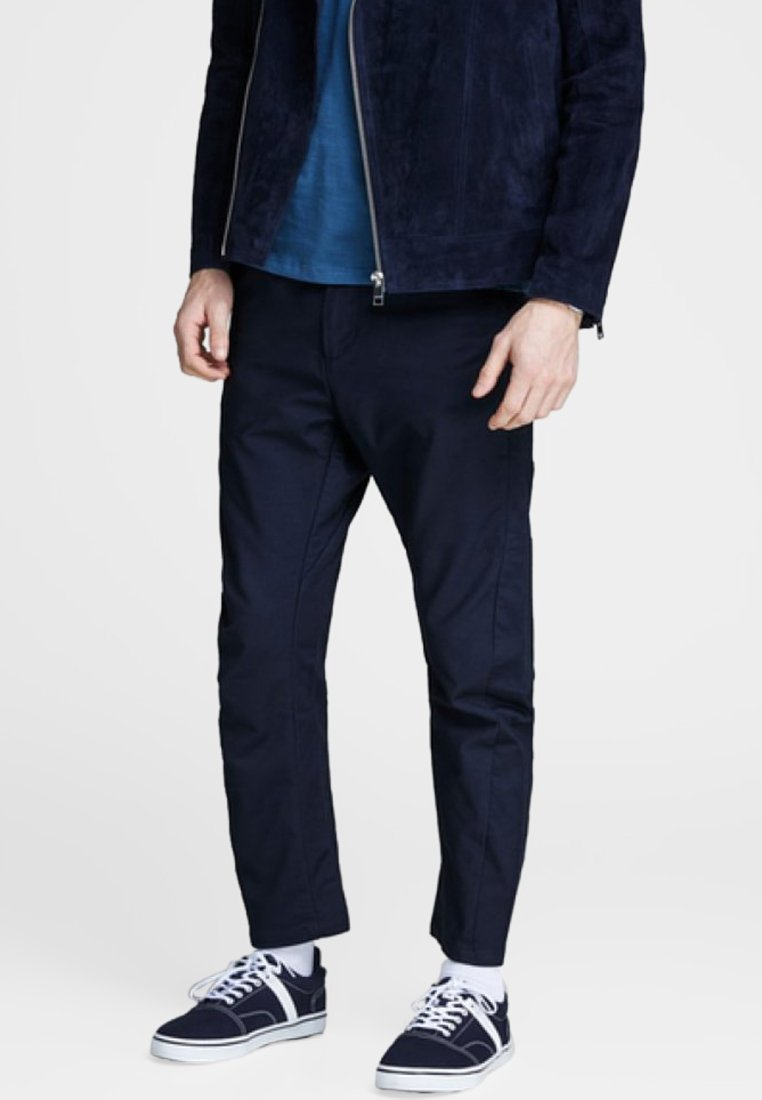 Jack & Jones - CLEAN  - Stoffhose - navy blazer