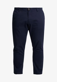 Jack & Jones - JJIMARCO JJBOWIE - Chino kalhoty - navy blazer - 4