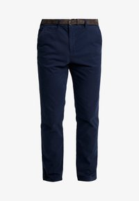 Jack & Jones - JJIROY JJJAMES - Chino - navy blazer - 3