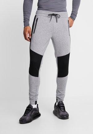 JJIWILL PANTS - Træningsbukser - light grey melange