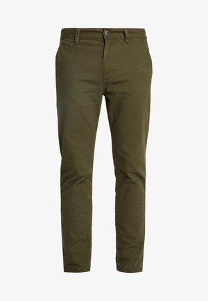 JJIACE JJWORKER - Trousers - olive night