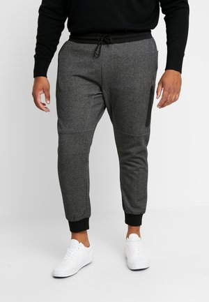 JJIWILL GLORIA  PANTS  - Verryttelyhousut - dark grey melange