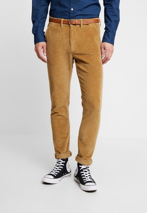 JJIMARCO  - Trousers - kelp