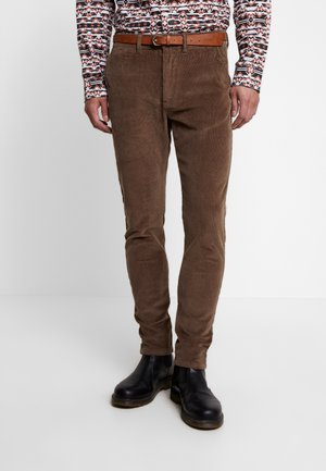 JJIMARCO  - Pantalon classique - morel