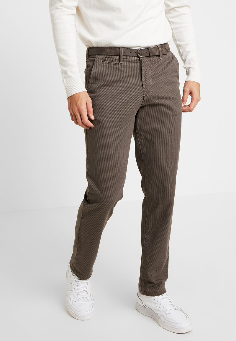 Jack & Jones - JJIROY JJJAMES MOREL - Chino - morel