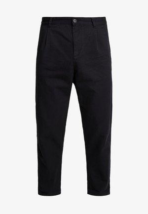 JJIJEFF JJTRENDY - Chino kalhoty - black