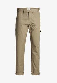 Jack & Jones - CARROT  - Pantaloni - beige - 5