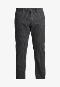 Jack & Jones - JJIMARCO JJCHARLES  - Spodnie materiałowe - dark grey - 4