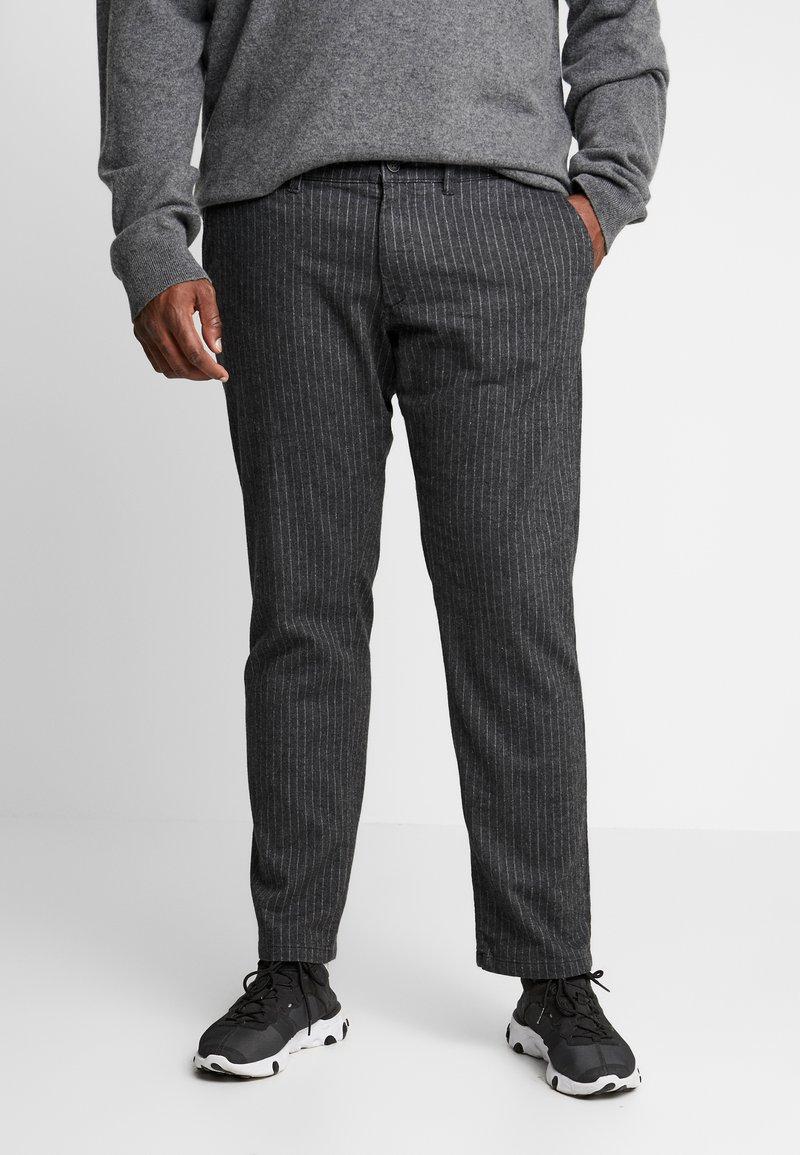 Jack & Jones - JJIMARCO JJCHARLES  - Spodnie materiałowe - dark grey