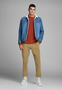 Jack & Jones - Chino - brown - 1