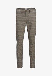 Jack & Jones - Pantalones chinos - brown stone - 4