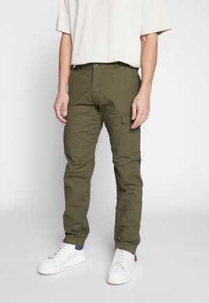 JJIROB - Cargohose - olive night