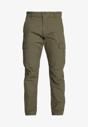 JJIROB - Cargo trousers - olive night