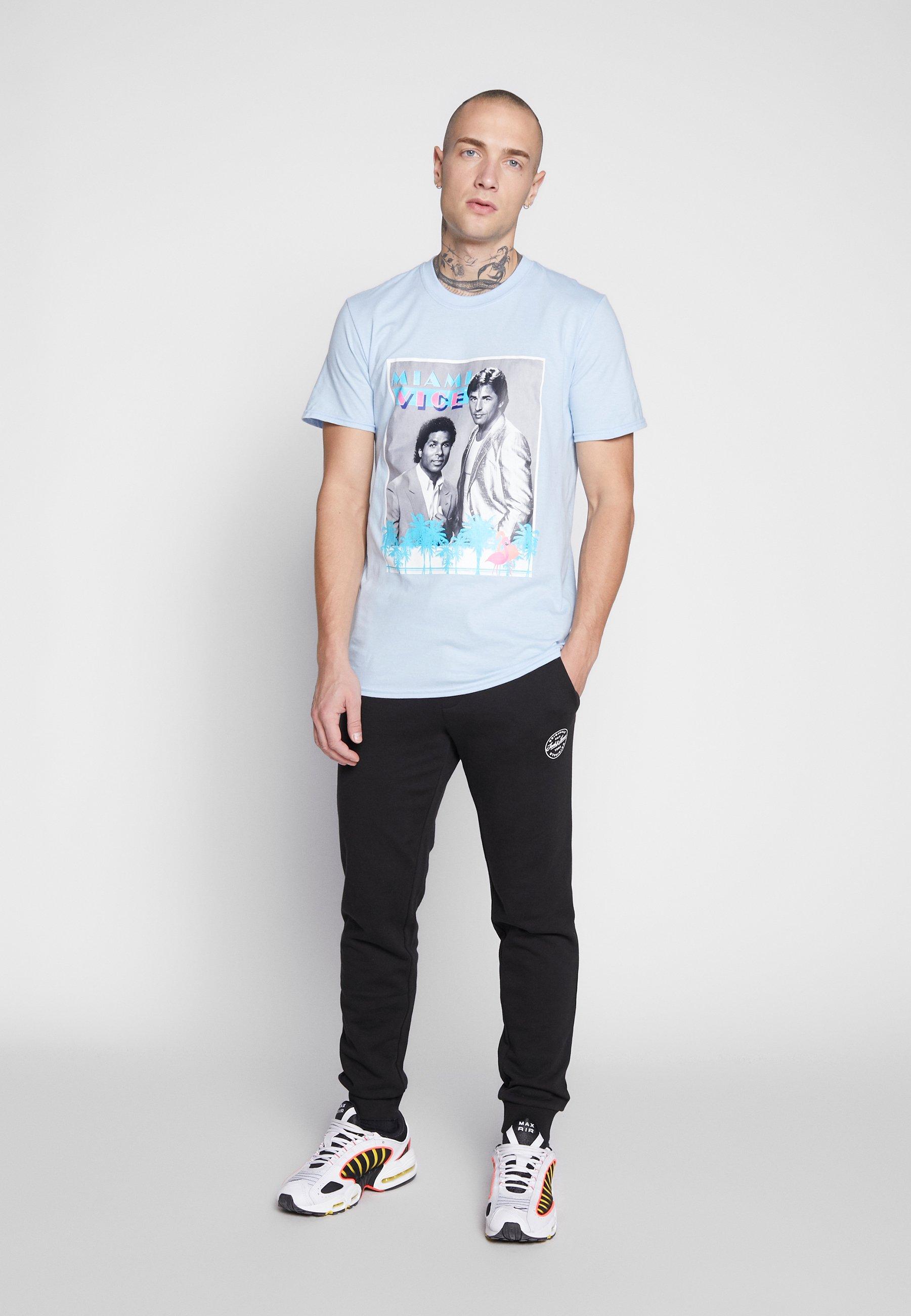Jack & Jones - JJIGORDON JJSHARK PANTS  - Pantalones deportivos - black