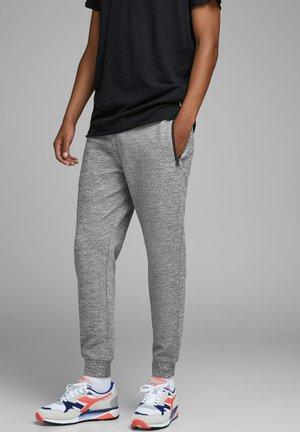 Träningsbyxor - light grey melange