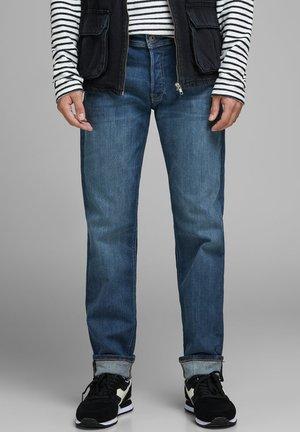 MIKE ORIGINAL JOS - Straight leg jeans - blue denim