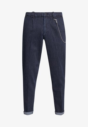 JJIACE JJMILTON  - Trousers - dark navy