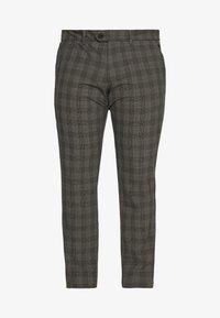 Jack & Jones - JJIMARCO JJCONNOR CHECK - Trousers - grey - 4