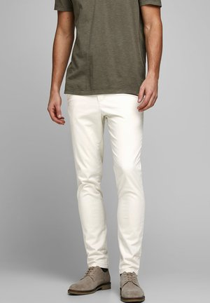 HOSE MARCO - Chinos - silver birch