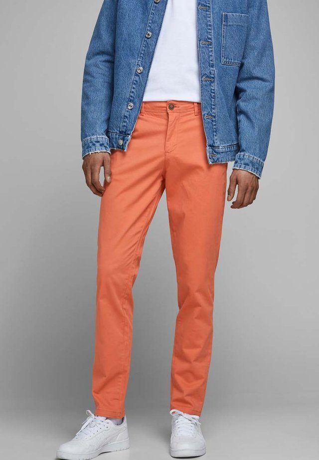 HOSE MARCO BOWIE - Chinos - apricot brandy
