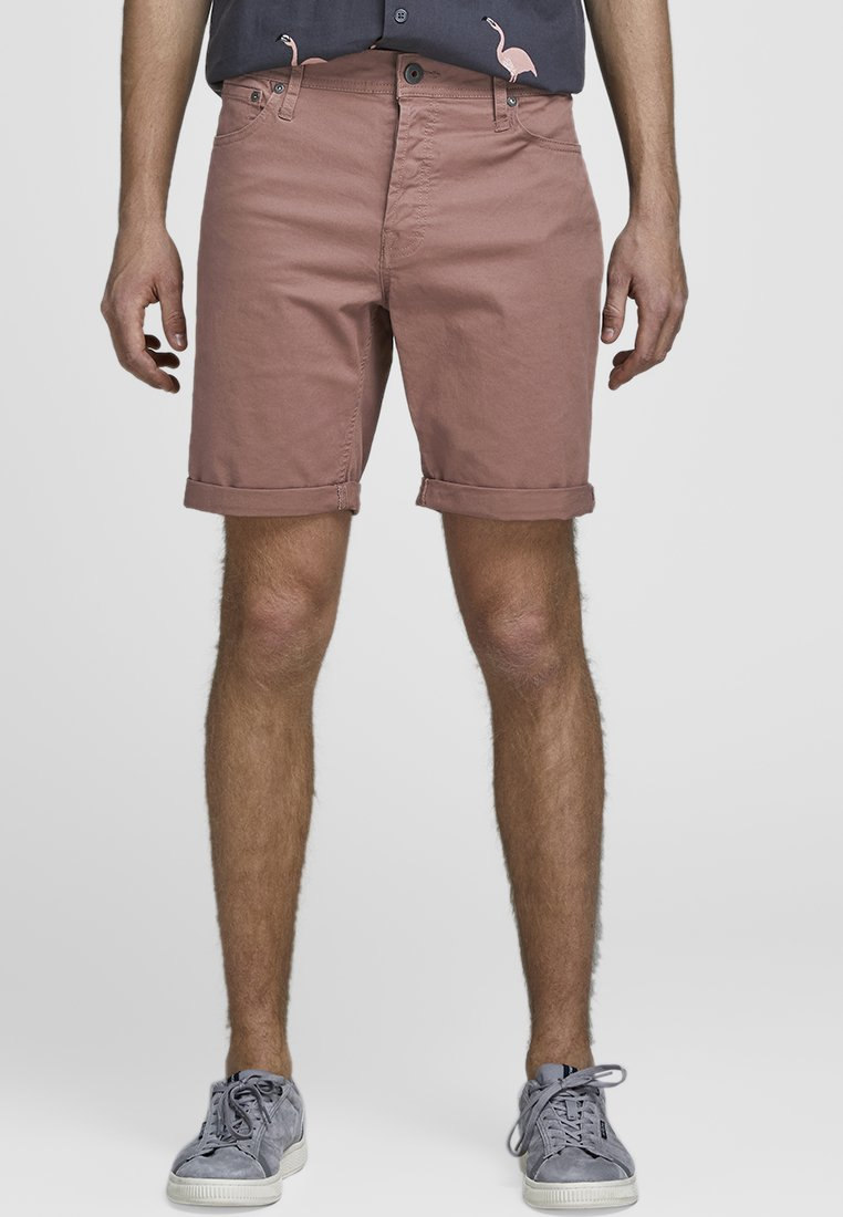 Jack & Jones - JJIRICK - Denim shorts - burlwood