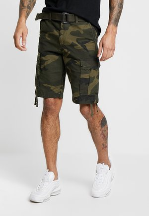 JJIANAKIN JJCARGO - Shorts - forest night