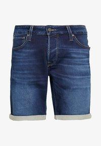 Jack & Jones - JJIRICK JJICON  - Shorts di jeans - blue denim - 4
