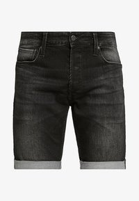 Jack & Jones - JJIRICK JJICON - Jeansshort - black denim - 4