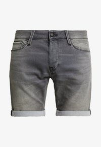 Jack & Jones - JJIRICK JJICON  - Shorts vaqueros - grey denim - 4