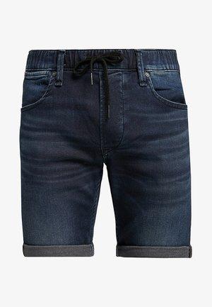 JJIRICK JJDASH - Shorts di jeans - blue denim