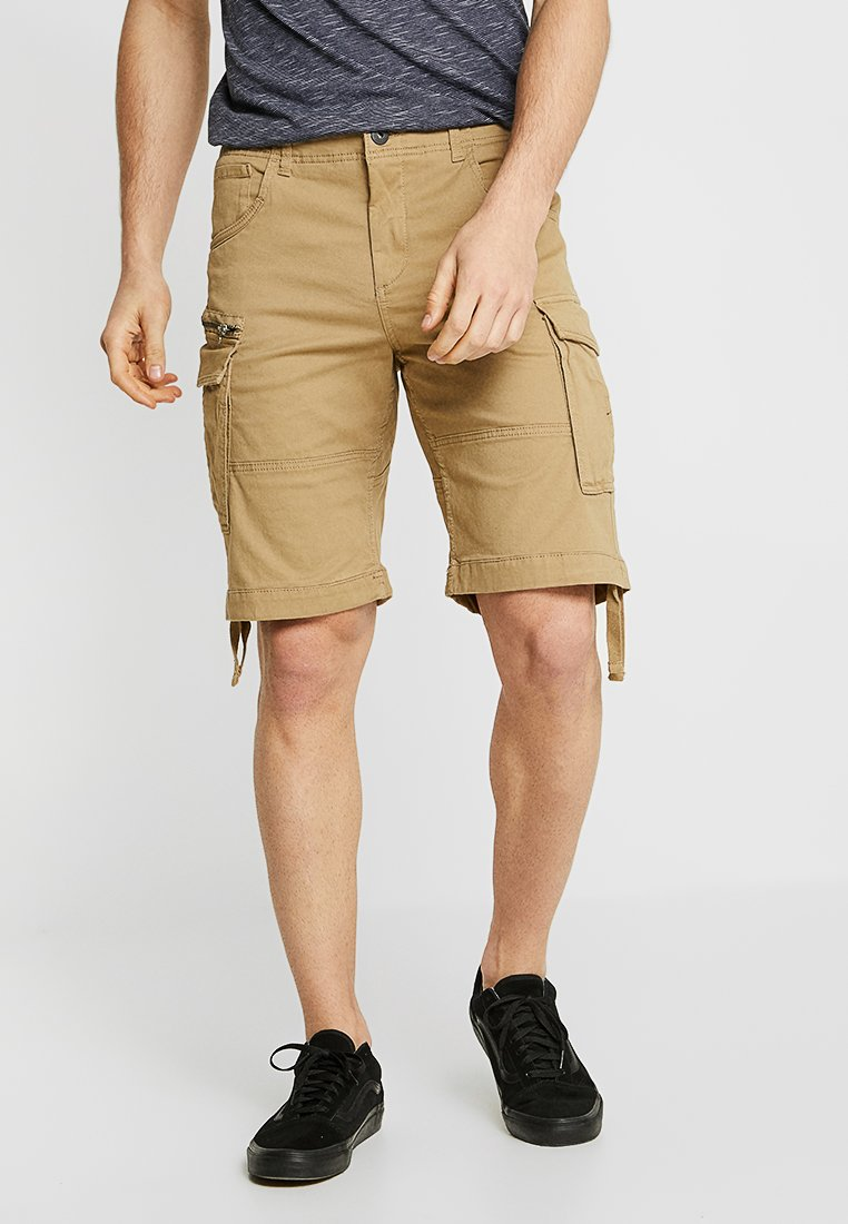 Jack & Jones - JJICHOP JJCARGO  - Shorts - kelp