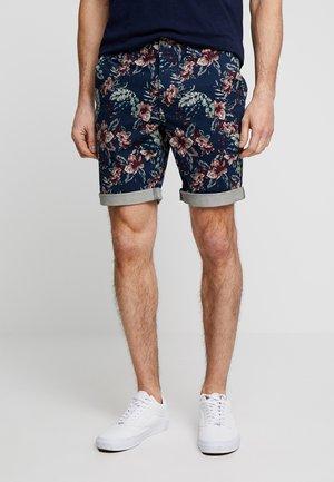 JJIENZO - Shorts - navy