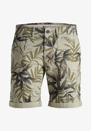 JJIENZO - Shorts - brown