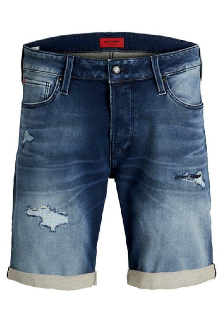 Jack & Jones Jeans Shorts - Blue Denim Black Friday