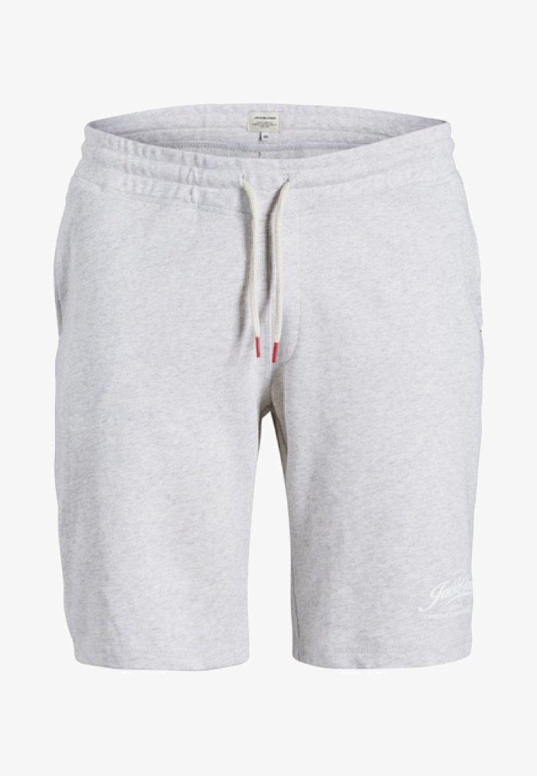 Jack & Jones - Shorts - white melange
