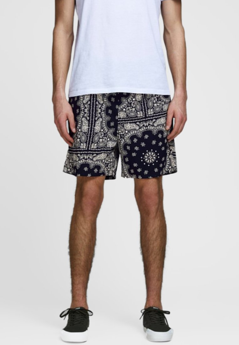 Jack & Jones - Shorts - dark blue
