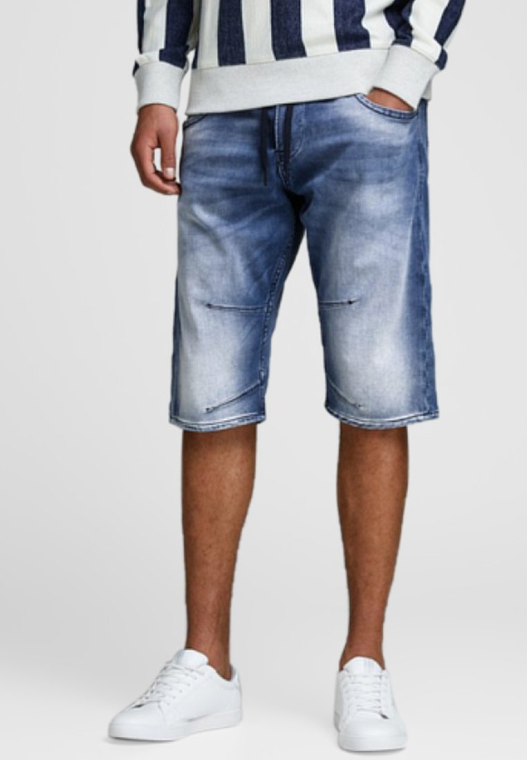 JeanBlue Short Jackamp; Jones Denim En fgy76b