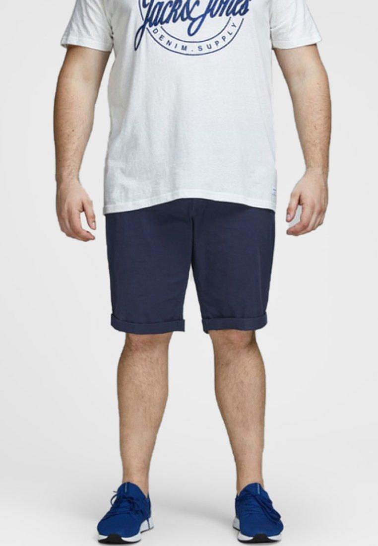 Jack & Jones - Shorts - dark blue