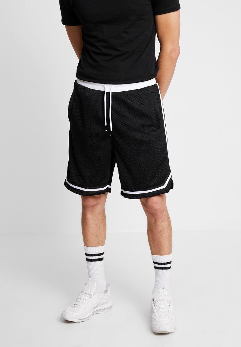Jack & Jones - JJIBASKET  - Shorts - black