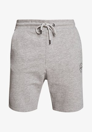 SHARK - Shortsit - light grey melange